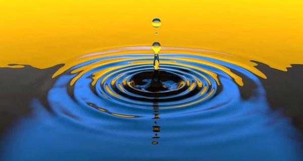water drop liquid